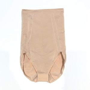 Spanx High Waisted Brief With Snap Closures